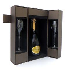 Ruinart 'R' Brut Geschenkset Champagne Bestellen - Champagnes.nl