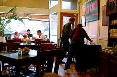 Gaia Cafe, Grand Rapids, MI - such a good place for breakfast  haven't been here in forever.