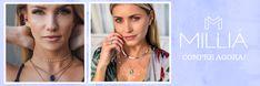 compre-agora-millia Chain, Jewelry, Fashion, Jewelry Ideas, Diy Kid Jewelry, Frases, Moda, Jewels, Fashion Styles
