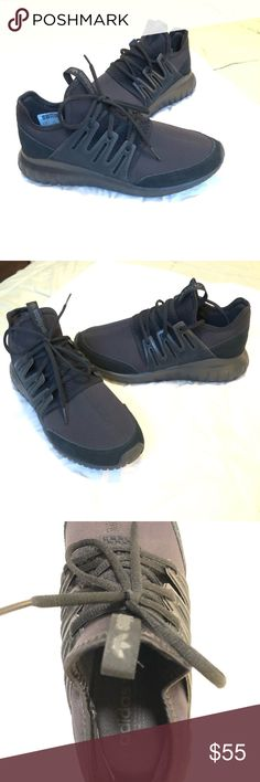 Adidas originals tubular radial baskets basses core