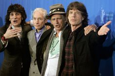 Keith Richards has confirmed that The Rolling Stones are rehearsing together once again.    The band celebrate the 50th anniversary of their first ever gig today (July 12)