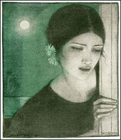 A study in green by W. T. Benda