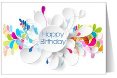 Happy Birthday Dana