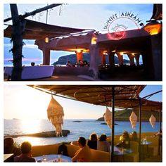 #Sunset Ashram es uno de nuestros puestos preferitos en #Ibiza. #euforiaonline #travel