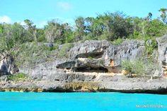 Rocks of Penon - Saona Crusoe VIP excursion