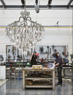 Brand van Egmond's Studio
