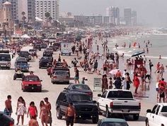 Daytona Beach, Daytona Beach Florida, Florida Girl, Florida Vacation, Travel And Tourism, Travel Destinations, Air Hotel, Ponce Inlet, Vacation Rentals By Owner, Hotel Packages
