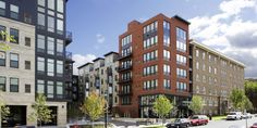 Multiple bricks, simple articulation, good ground floor corner.