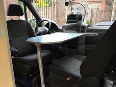 MERCEDES-BENZ 906 KA 30 SPRINTER 211CDI solution for small campervan table