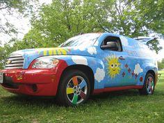 AWE Truck Studio - art in the parks Art In The Park, Studio Art, Art Studios, Small Towns, Milwaukee, Parks, Truck, Wheels, Museum