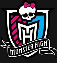 Monster High...I got distracted by Nickelodeon while waylaid by pink eye last weekend, and discovered this cartoon series. Yep, I'm just a 12 year old on the inside.
