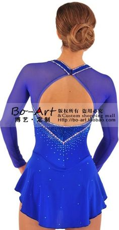 BOART hot sales Ice Skating Dress Beautiful Figure skating dress New Brand Competition customize A1162