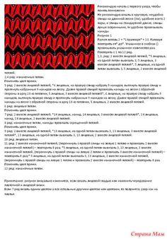 Узоры спицами - подборка узоров миссони. Обсуждение на LiveInternet - Российский Сервис Онлайн-Дневников