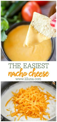 Mexican food recipes 54184001755388472 - The EASIEST recipe for concession-style nacho cheese sauce made totally from scratch! All it takes is a small handful of ingredients you probably already have on hand. Source by kristynm Home Made Nacho Cheese, Homemade Nacho Cheese Sauce, How To Make Cheese Sauce, Homemade Nachos, Best Cheese For Nachos, Nacho Cheese Recipe Cheddar, Cheese Sauce For Nachos, Chesse Sauce, Cheese Recipes