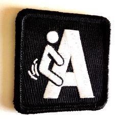 Fing A Tactical Military velcro morale patch