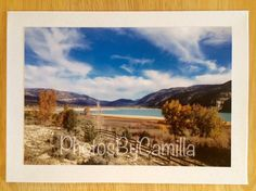 Joe's Valley reservoir Utah by PhotosByCamilla on Etsy