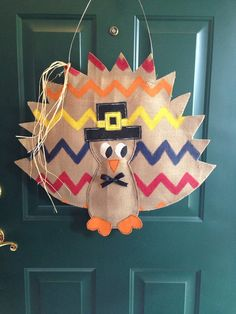 Thanksgiving Turkey by emrikatelyn on Etsy