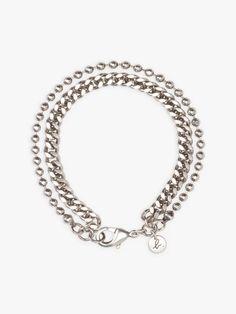 gourmette elvio argentée | agnès b. Itu, Chain, Bracelets, Silver, Jewelry, Gourmet, Jewlery, Jewerly, Necklaces
