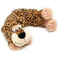 Lavender Scented Fully Microwavable Leopard Neck Warmer Co Uk Toys
