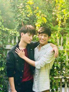 KristSingto / Sotus No Drama, Love Boyfriend, Web Series, Series Movies, Fujoshi, Madly In Love, Best Couple, Love Couple, Kawaii
