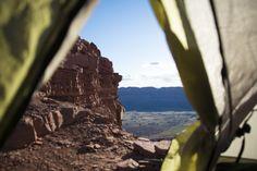 Climbing Castleton Tower in Moab, Utah || adventurenarrated.com