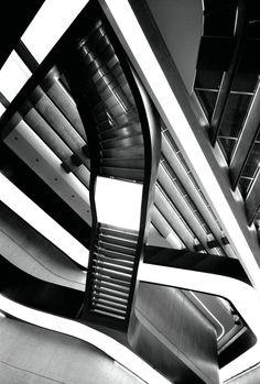 MAXXI museum of contemporary arts by Zaha Hadid Architects