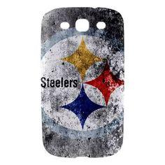 Pittsburg Steelers Samsung Galaxy S III Lightweight Hardshell Case 01