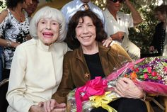 Lily Tomlin and Partner Honored by Carol Channing in Palm Springs . Shirley Booth, Ruth Gordon, Carol Channing, Ann Miller, Hollywood Party, Celebs, Celebrities, Palm Springs, Great Artists