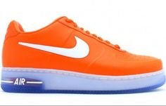 "Nike Foamposite Air Force 1 Low ""Safety Orange"""