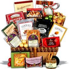 Christmas Gift Basket Premium  $79.99