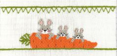 The Children's Corner - Little Memories 1 Smocking Plates - Sewing and Smocking Patterns