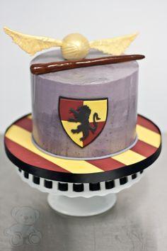 Harry Potter cake :]