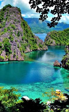 Gorgeous Palawan Beaches - Philippines
