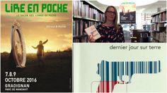 """Chaque jour, les lectrices de l'association les Liseuses de Bordeaux partagent leur coup de coeur du moment, à retrouver sur les étals du festival Lire en Poche, de ce vendredi 7 à dimanche 9, à Gradignan. Aujourd'hui, Florence Bobillon présente : """" Dernier jour sur Terre"""", drame signé David Vann."""