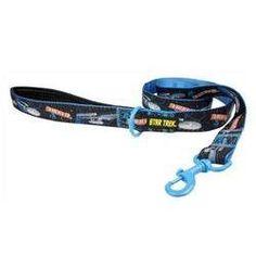 Star Trek Dog Leash Enterprise - Boldly go where no other dog has gone before