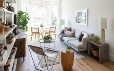 A Couple's Bright & Relaxed SF Home