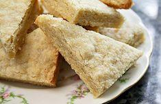 Lemon-Chamomile Shortbread    Ezra Pound Cake