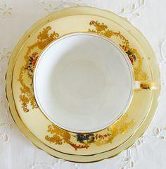 Exquisite Aynsley Vintage English Fine Bone China by CTilstonandCo