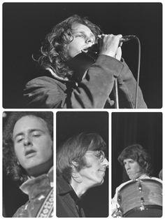 Jim Morrison withThe Doors