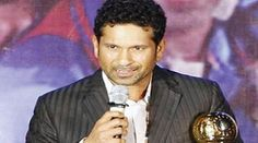 Tendulkar presents Player of the Match, Series awards Read complete story click here http://www.thehansindia.com/posts/index/2015-03-29/Tendulkar-presents-Player-of-the-Match-Series-awards-140640