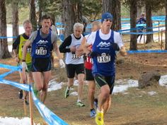 Here's a recap from my husband's experience at the USATF Club National XC Championship in Bend, Oregon