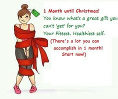 Hey,  AFTER Thanksgiving there is time for ONE MORE awesome 21 Day Fix round so that you feel and look your best for NEW YEAR'S and the start of 2015! Who says that we have to wait for the new year to start feeling great?   I'm going to do something I haven't done before. I'm going to put together an exclusive group of ONLY 10 women that want to get into shape and will do weekly video conference calls with the group and give 100% support for 21 days. I will do everything I can to make sure…