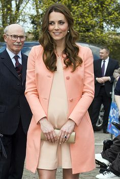 I love Kate Middleton's hair so much in this picture.  it's just so lovely.