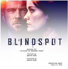 Blindspot (@NBCBlindspot) | Twitter