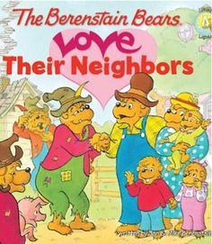 Bargain e-Book: The Berenstain Bears Love Their Neighbors ~ $1.99! #kids #books