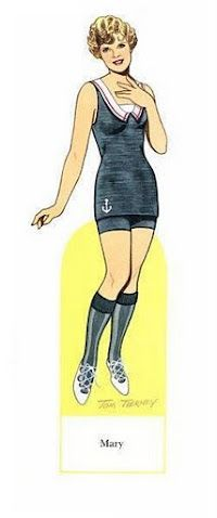 Roaring Twenties | Gabi's Paper Dolls--keep clicking and clicking for all sorts of dolls--d