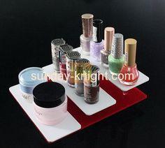 Hot selling acrylic makeup display desktop acrylic display stand counter display…