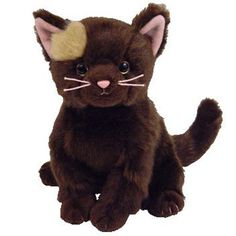 TY Beanie Baby - FIDDLER the Cat (BBOM January 2005) (6 inch)
