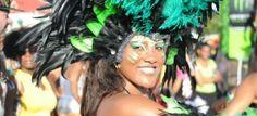 sourire & carnaval de Fort-de-France Martinique
