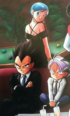 Love the family From Msdbzbabe on Tumblr
